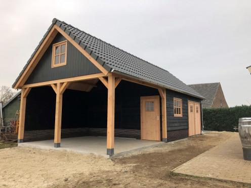 Tuinhuis project Groeningen