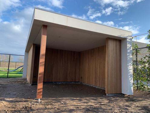 Tuinhuis project weert