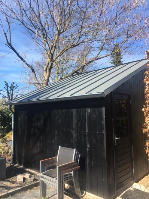 Project Deurne tuinhuis