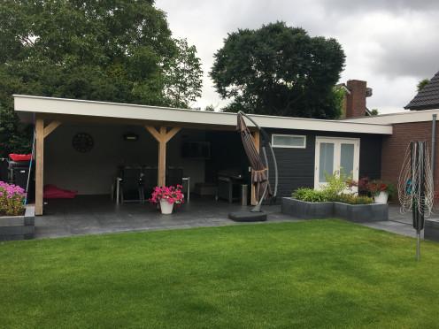 Tuinhuis project neerkant
