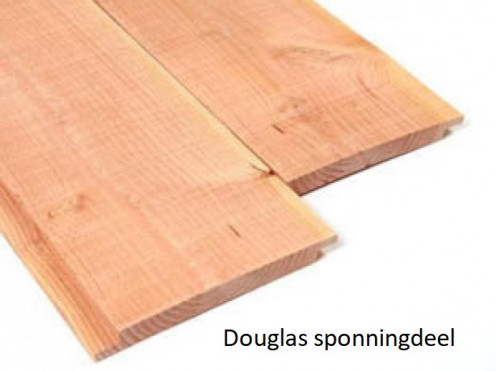 Douglas sponningdeel