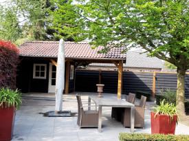 Tuinhuis project Aarle-Rixtel