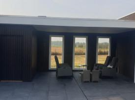 Tuinhuis projecten Maasbracht