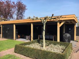 Tuinhuis project cremers neerkant
