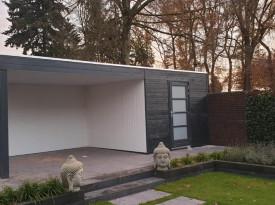 Tuinhuis project Venray