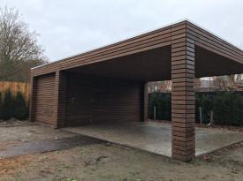 Tuinhuis project Stein