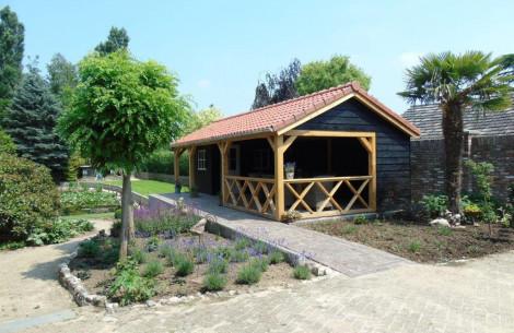 Tuinhuis projecten
